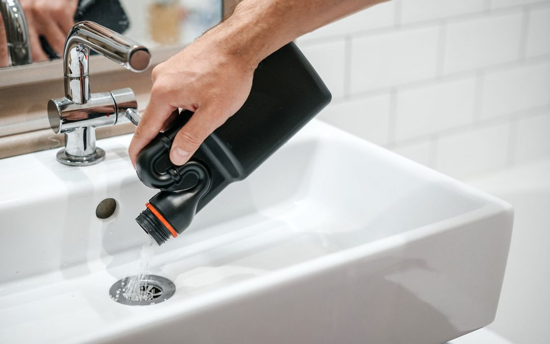 Why Drain Cleaners are a Bad Idea
